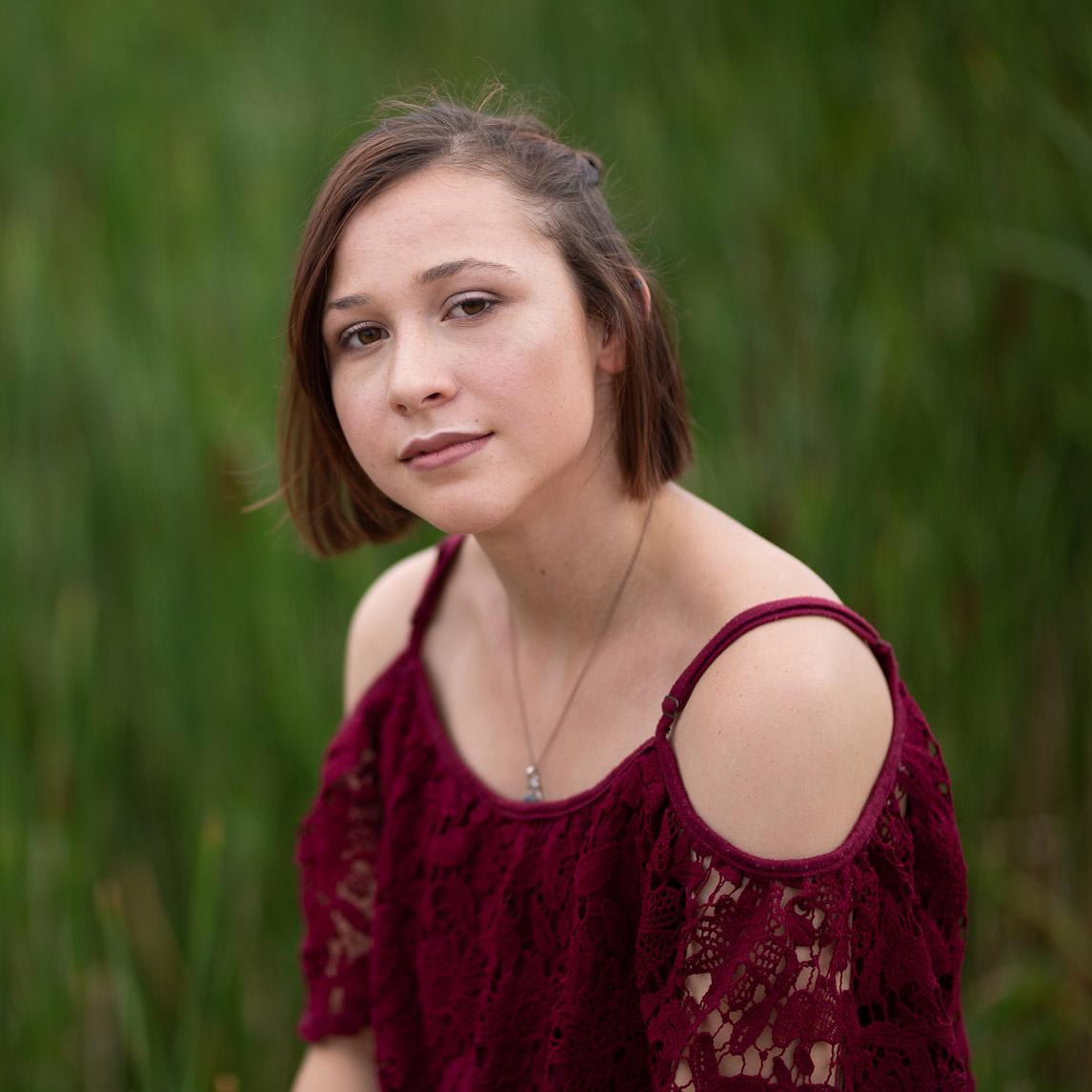 Senior Portraits - Allie